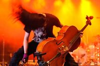CELLOS, VIOLINS, FLUTES, ETC., FOR SOME ACOUSTIC METAL COVERS!