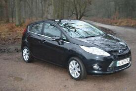 2009 FORD FIESTA TDCi Zetec Turbo Diesel 5door One Owner 28,000 miles GBP20 Tax