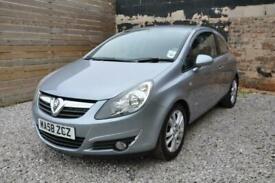 image for Vauxhall/Opel Corsa 1.2i 16v ( a/c ) 2008MY SXi