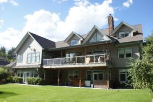 Room for rent in shared executive waterfront home