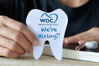 Full Time Dental Receptionist - Westlock