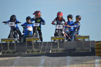 BMX Bicycle Moto Cross Racing Is Here - Bring Your Kids To Track