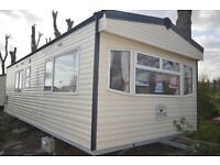 Static Caravan Dymchurch Kent 2 Bedrooms 6 Berth Cosalt Ultimate 2005 New Beach