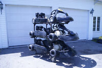 Used CRG go karts for sale (individual or as fleet)