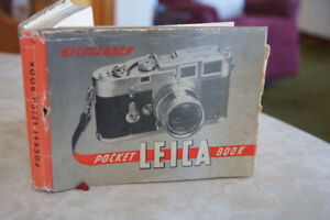 Leica Camera Guide Book