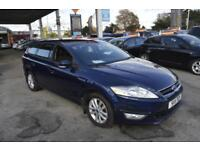 Ford Mondeo 2.0TDCi 2011MY Zetec FULL SERVICE HISTORY MANUAL SAT NAV DVD
