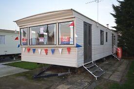 Caravan for sale in Essex steeple bay holiday park
