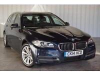 2014 14 BMW 5 SERIES 2.0 520D SE TOURING 5D 181 BHP DIESEL