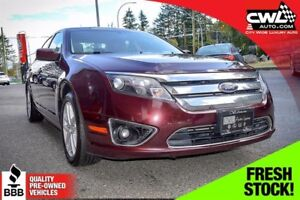 Ford Fusion 4dr Sdn V6 SEL FWD 2011