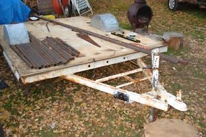 need old utility trailer