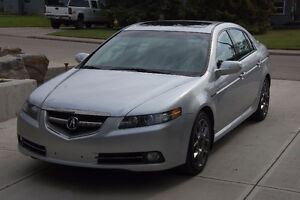 2007 Acura TL S Version Sedan