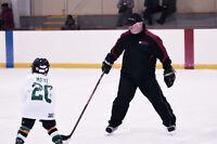 Burnsys Hockey Clinics