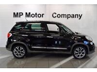 2014-FIAT 500L 1.3 MULTIJET ( 85BHP ) DUALOGIC TREKKING 5DR DIESEL AUTO MPV,