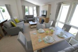 Luxury Lodge Barnstaple Devon 3 Bedrooms 6 Berth Willerby Cranbrook 2017 Tarka