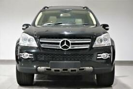 2007 Black Mercedes-Benz GL420 4.0CDI auto GL420 7 Seater - WARRANTY