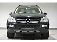 2007 Black Mercedes-Benz GL420 4.0CDI auto GL420 7 Seater - WARRANTY