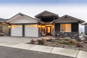 4020 Terrapin Place, Vernon BC - Stunning Panoramic Views!