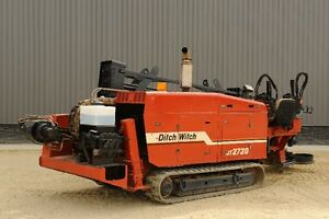 Ditch Witch JT2720 HDD