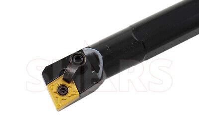 Shars 34x10 Rh Mcln S12s-mclnr-4 Coolant Thru Boring Bar For Cnmg Carbide S
