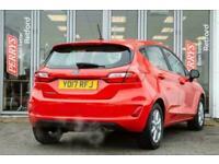 2017 Ford Fiesta 1.1 Zetec 5dr 85PS Hatchback Petrol Manual