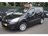 CITROEN BERLINGO 625 ENTERPRISE L1 HDI Black 2013 NO VAT NO VAT !!