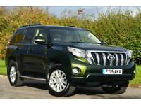 2015/15 Toyota Land Cruiser 3.0 D-4D Auto Diesel 7 Seater *FULL SERVICE HISTORY*