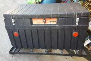 "2"" HITCH TRAILER MOUNTED TUFF BIN"