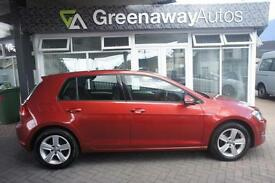 2014 VOLKSWAGEN GOLF MATCH TDI BLUEMOTION TECHNOLOGY GREAT VALUE HATCHBACK DIES
