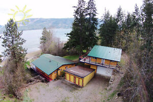 Prepaid 75 year lease on Little Shuswap Lake!