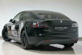 2015 Tesla Model S E P85D CVT 4x4 5dr (Nav) Saloon Electric Automatic