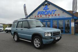 2000 LAND ROVER DISCOVERY 2 4.0 V8I XS PETROL AUTOMATIC 7 SEATS 5 DOOR 4X4 4X4 P