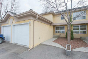Three Bedroom End Unit Townhouse With Double Attached Garage