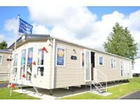 Static Caravan Barnstaple Devon 2 Bedrooms 4 Berth ABI Villa Deluxe 2018 Tarka