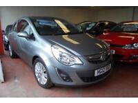 2012 VAUXHALL CORSA 1.4 SE 3dr Auto