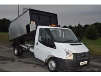 Ford Transit 2.2TDCi ( 125PS ) 350 MWB Tree/ Arb Tipper Diesel Truck £17995+VAT