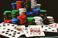Poker-home( .25cent/.50cent) cash game/ weekend tournaments.