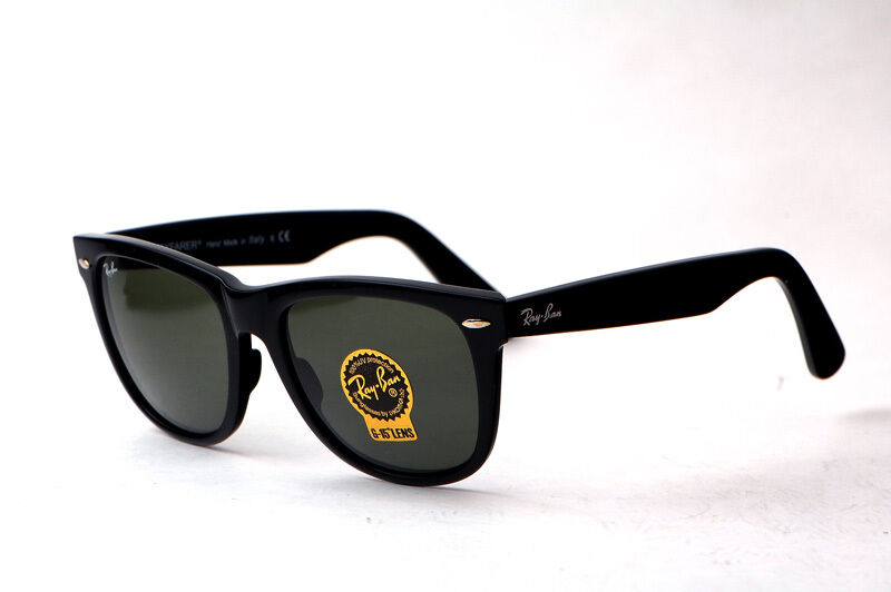 ray ban rb2140 iconic wayfarer  upc 805289126584 product image for ray ban original wayfarer 2140 rb2140 901 black frame g