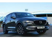 2018 Mazda CX-5 2.0 Sport Nav 5dr Estate Estate Petrol Manual