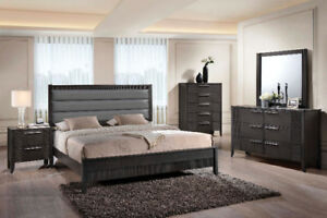 Grayson Bedroom set $1400.00 Delivery & Setup Included