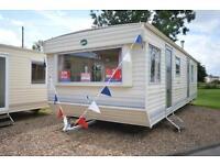 CHEAP FIRST CARAVAN, Steeple Bay, Southend, Essex, Kent, Clacton, Jaywick