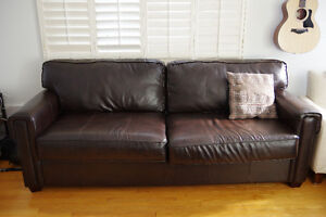 Brown Couch