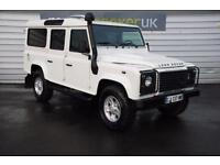 2007 Land Rover Defender 110 county xs air con utility LHD left hand drive 8...
