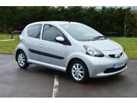 2008 TOYOTA AYGO 1.0 VVT i Platinum 5dr Automatic VERY LOW MILEAGE