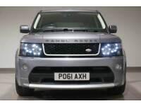 2011 Range Rover Sport 3.0 SD V6 4X4 (255bhp) (Luxury Pk) aut HSE -PX -SWAP -