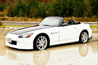 2003 Honda S2000 Coupe (2 door)