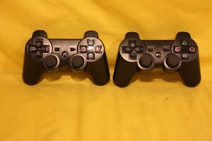Deux Manettes Pour PS3 Playstation 3 Neuf New