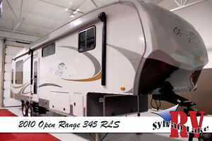 2010 Open Range 5th Wheel - Let Your Instincts Guide You