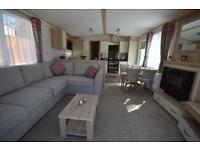 Static Caravan Nr Fareham Hampshire 3 Bedrooms 8 Berth ABI Sunningdale 2017