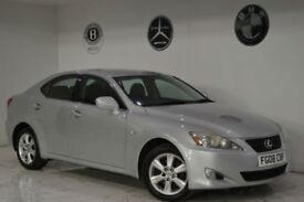 2008 Lexus IS 220d 2.2TD+1 YEAR MOT+LOW MILEAGE+BARGAIN+PX SWAP SWOP+AUDI VW BMW