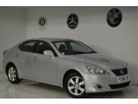 2008 Lexus IS 220d 2.2TD+1 YEAR MOT+LOW MILEAGE+BARGAIN+PX SWAP SWOP+AUDI VW BMW